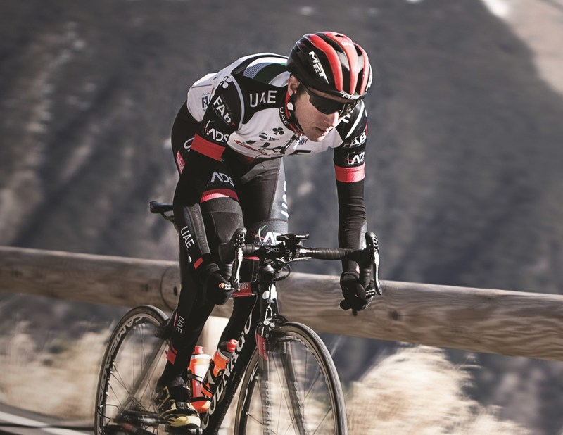 ROKA, the Dallas-based performance design company, has announced the signing of professional cyclist Dan Martin. The Irish veteran who finished sixth at last year's Tour de France is the first UCI World Tour rider to test and wear ROKA's new Advanced Performance for Extreme Conditions (A.P.EX) eyewear, the lightest high-performance optics in the world.