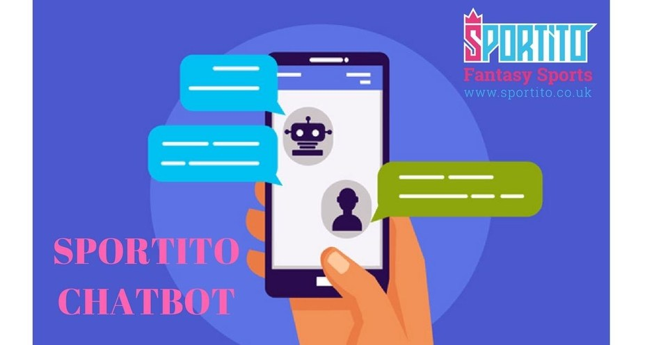 sportito chatbot (PRNewsfoto/Sportito)