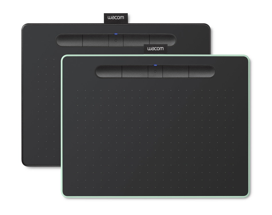 """Get Creative"" with Wacom's new Intuos pen tablet"