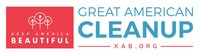 Keep America Beautiful'sGreat American Cleanup.