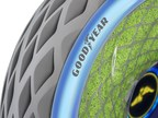 Goodyear Unveils Oxygene, a Concept Tire Designed to Support Cleaner and More Convenient Urban Mobility