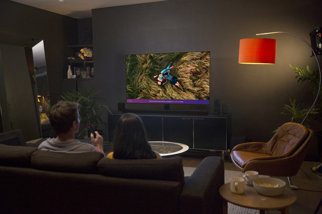 LG Electronics USA announces the official launch of its highly anticipated 2018 LG OLED TVs with AI ThinQ® and LG SUPER UHD TVs with AI ThinQ designed to bring a new level of convenience, enhanced connectivity and more immersive TV viewing experiences to the modern smart home.