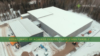 Acreage Pharms Phase 1 & Phase 2 (CNW Group/Invictus MD Strategies)