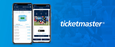 Ticketmaster And The NFL's Tennessee Titans Renew Official Ticketing Partnership