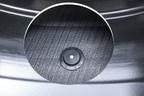 Eagle F1 Asym3 Inside view Detail Cutout Chip (PRNewsfoto/Goodyear)