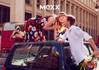 Global fashion brand MEXX is back and today launches its new Spring/Summer 18 mini collection, giving the markets a clear signal about its new products and brand positioning (PRNewsfoto/MEXX)