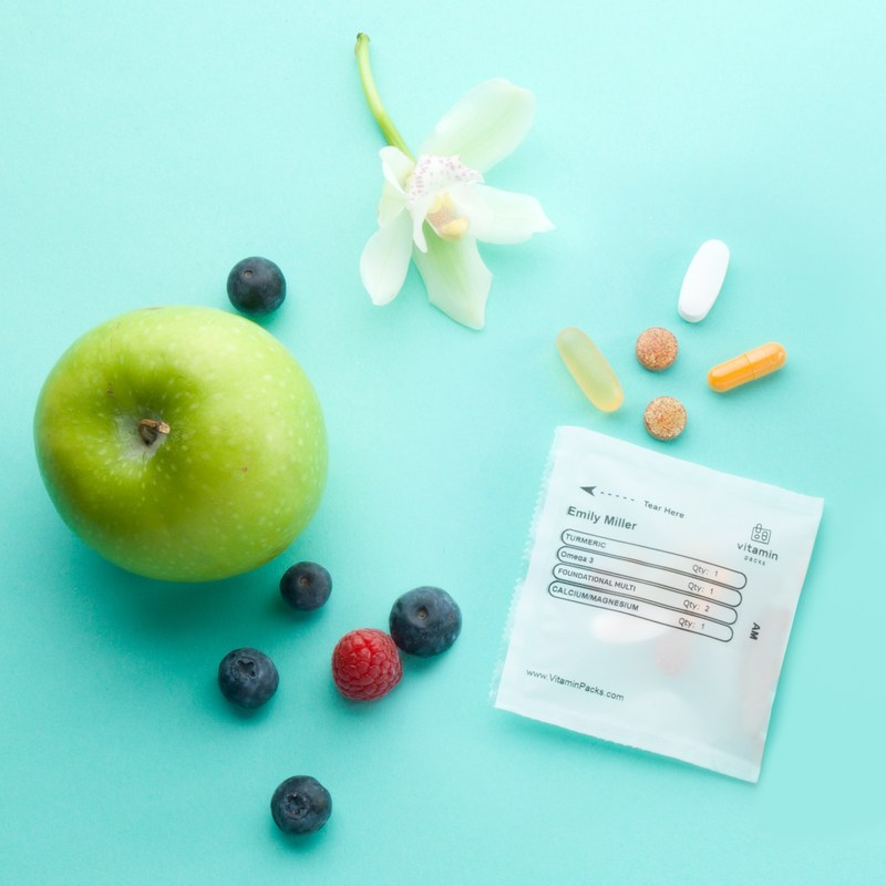 Vitamin Packs, a personalized vitamin subscription service, is the only subscription box that cross-references 650 prescription medications before curating a unique combination of nutritional supplements for its subscribers.