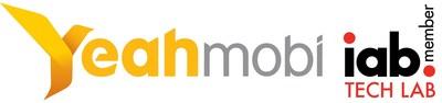 Yeahmobi se joint à l'iab à titre de membre du laboratoire technologique (PRNewsfoto/Yeahmobi)