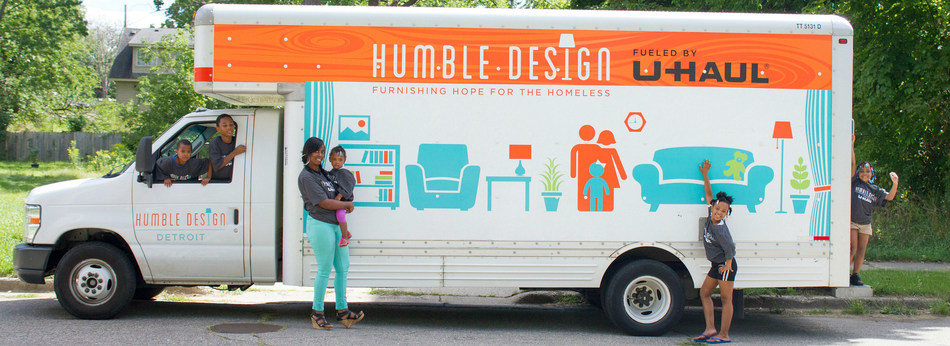 Humble Design Fueled by U-Haul, a charity that helps families and veterans transitioning out of homelessness through donated home furnishings and decorating services, is opening the nonprofit's third chapter in Seattle.