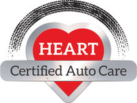 (PRNewsfoto/HEART Certified Auto Care)