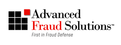 Advanced Fraud Solutions (PRNewsfoto/Advanced Fraud Solutions)