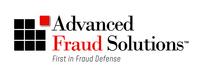 Advanced Fraud Solutions (PRNewsfoto/Advanced Fraud Solutions)