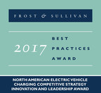 Frost & Sullivan Recognizes AddÉnergie with the North American Competitive Strategy Innovation and Leadership Award for Its Leadership in Electric Vehicle Smart Charging Stations