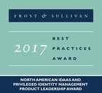 Centrify Earns Frost & Sullivan's North American Product Leadership Award for Its Next-Gen Access Solution