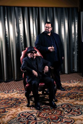 Van Morrison and Joey DeFrancesco