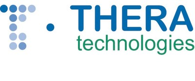 Logo: Theratechnologies (Groupe CNW/Theratechnologies inc.)