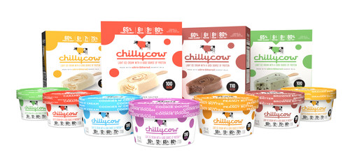 Chilly Cow™: New, Light Ice Cream That Actually Tastes Like Ice Cream