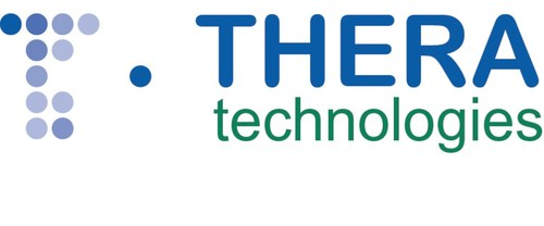 Logo: Theratechnologies (CNW Group/Theratechnologies Inc.)