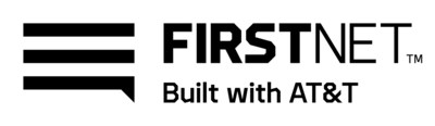 FirstNet Built with AT&T Logo (PRNewsfoto/AT&T Inc.)