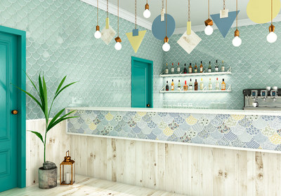Jazz Collection by Tile of Spain Company Cevica