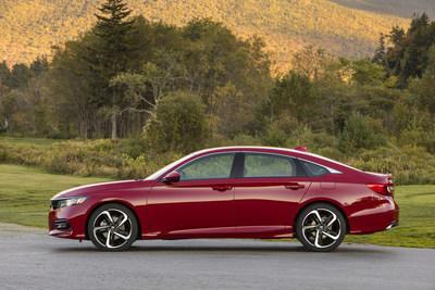 Eight Honda Models Earn