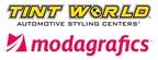 Tint World® Announces Partnership with Modagrafics