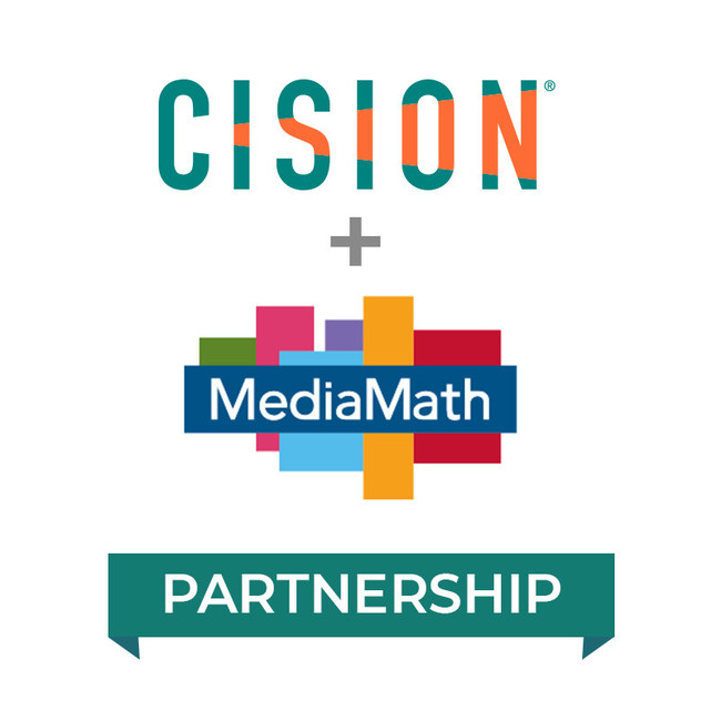 Cision and MediaMath Partner to Amplify Paid and Earned Media.