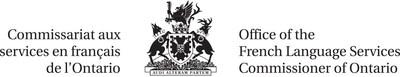 Commissariat aux services en français de l'Ontario (Groupe CNW/Commissariat aux services en français)