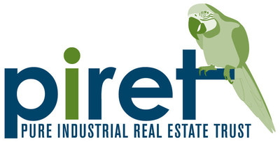 Pure Industrial Real Estate Tru (CNW Group/Pure Industrial Real Estate Trust (PIRET))