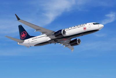 Air Canada lancera un nouveau service vers Kauai et doublera ses vols depuis l'Ouest canadien sur Hawaii avec sa toute nouvelle flotte de 737 MAX de Boeing (Groupe CNW/Air Canada)