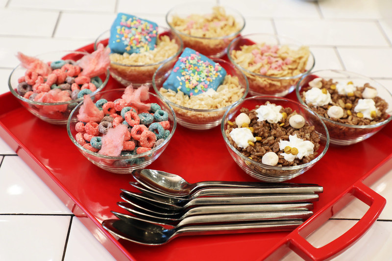 Kellogg's® shares over 5 recipes with cereal lovers to celebrate #NationalCerealDay. Credit: Sara Jaye Weiss