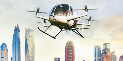 The future of travel: passenger drone