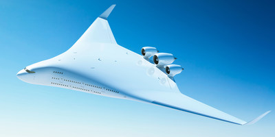 The future of travel: supersonic plane