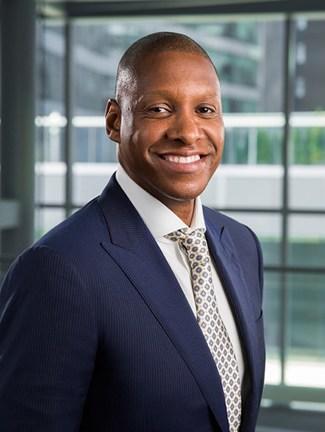 Masai Ujiri, President, Toronto Raptors (CNW Group/International Association of Business Communicators)