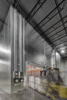 State-of-the-Art Validated Cold Room