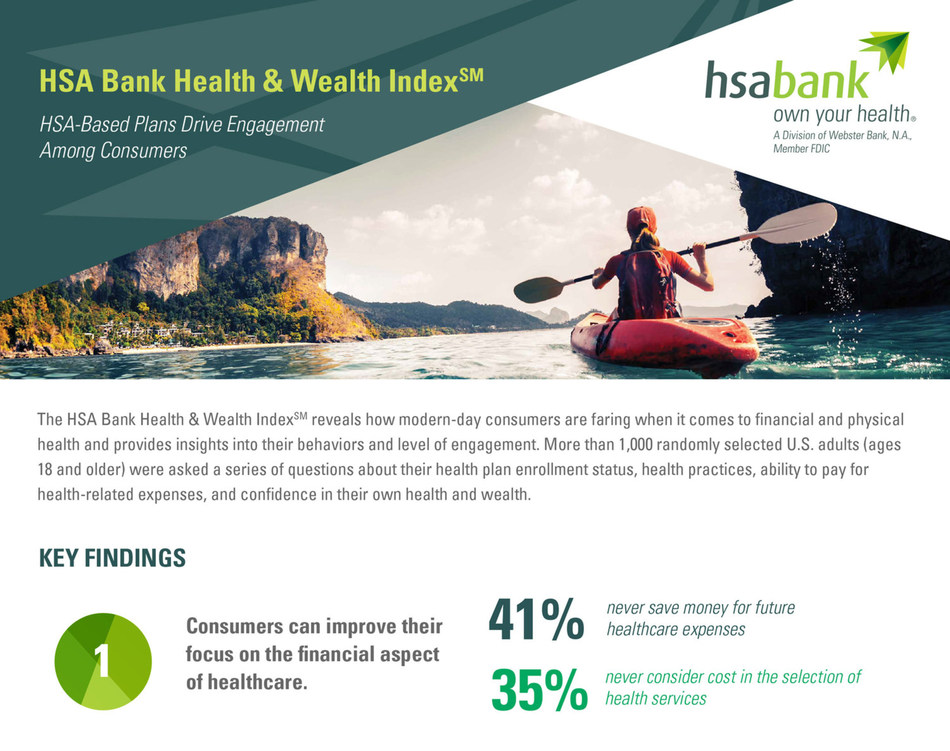 (PRNewsfoto/HSA Bank)
