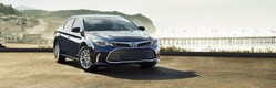 Read the newest model research page from Hesser Toyota about the new 2018 Toyota Avalon Hybrid.