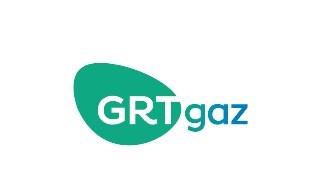 Logo : GRT gaz (Groupe CNW/Énergir)