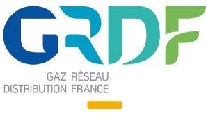 Logo : GRDF (Groupe CNW/Énergir)