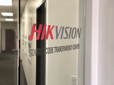 Hikvision announced the opening of its Source Code Transparency Center (SCTC) in California.