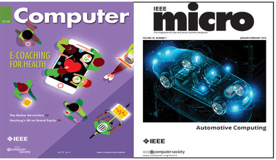 IEEE Computer Society's Computer and IEEE Micro Magazines Highlight Intel's Loihi, a Revolutionary Neuromorphic 'Self-Learning' Chip
