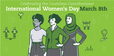 On International Women's Day, CenturyLink's Women Empowered employee resource group will host events around the world.