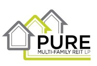 Pure Multi-Family REIT LP (CNW Group/Pure Multi-Family REIT LP)