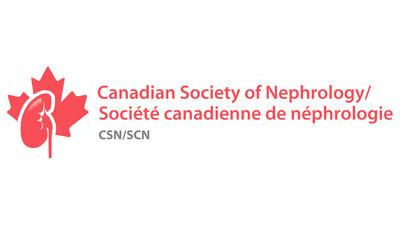 Canadian Society of Nephrology (CNW Group/Kidney Foundation of Canada)