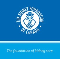 The Kidney Foundation of Canada (CNW Group/Kidney Foundation of Canada)
