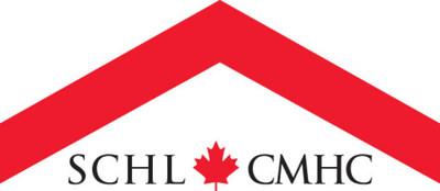 Logo : Société canadienne d'hypothèques et de lodgement (SCHL) (Groupe CNW/Société canadienne d'hypothèques et de logement)