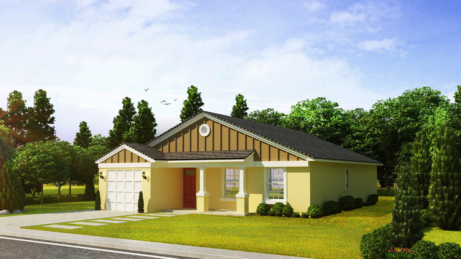 Tampa Approves Domain Homes Urban Project | Builder Magazine ...