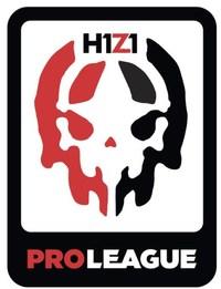 H1Z1 Pro League Logo (PRNewsfoto/Twin Galaxies)