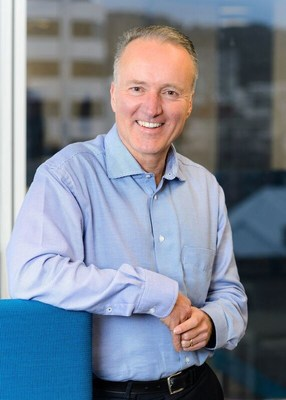 Ed Sims, président et chef de la direction de WestJet nouvellement nommé (Groupe CNW/WESTJET, an Alberta Partnership)