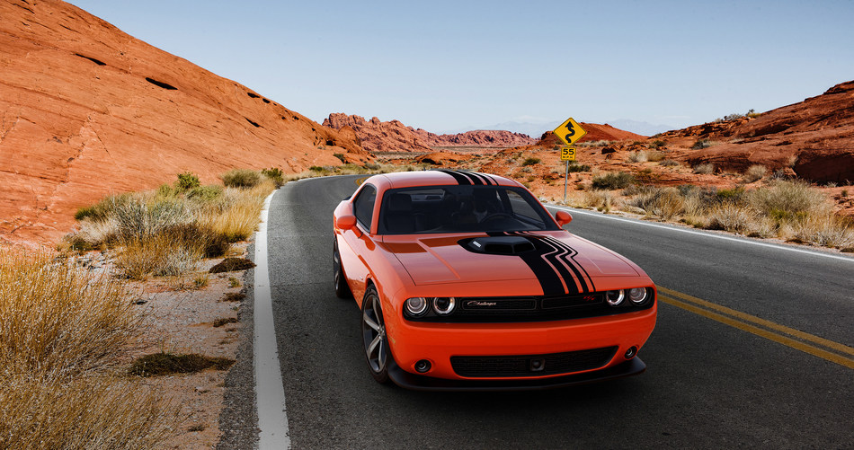 Dodge//SRT Shakes Things Up with New Heritage-inspired Options